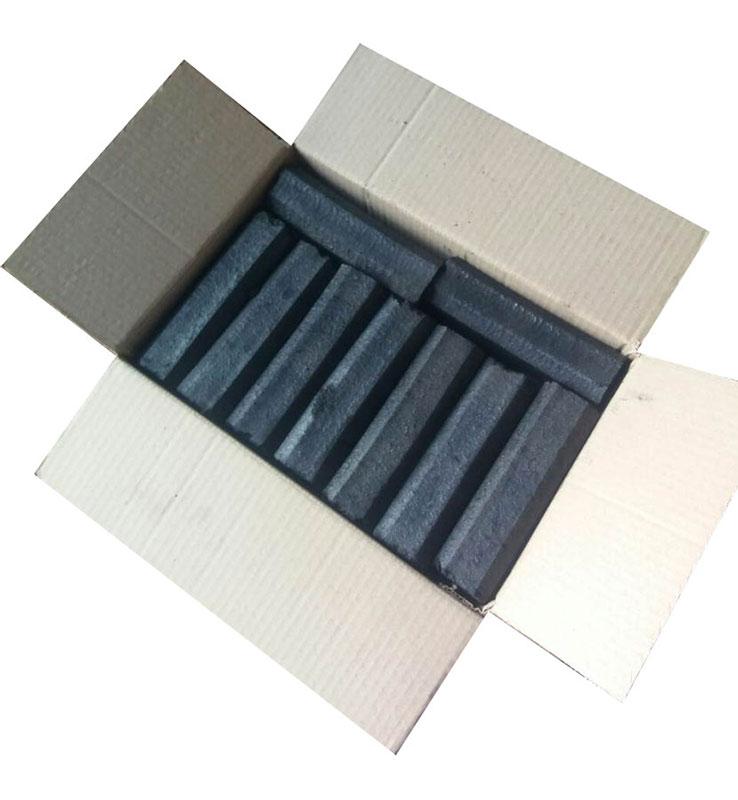 Charcoal briquettes pini&kay #01
