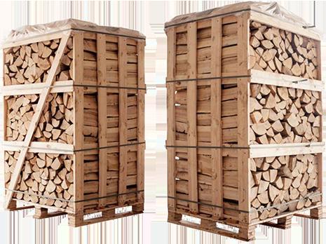 Firewood from Ukraine